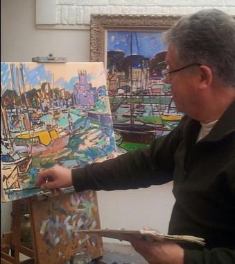 Frans Bianchi at RitsArt