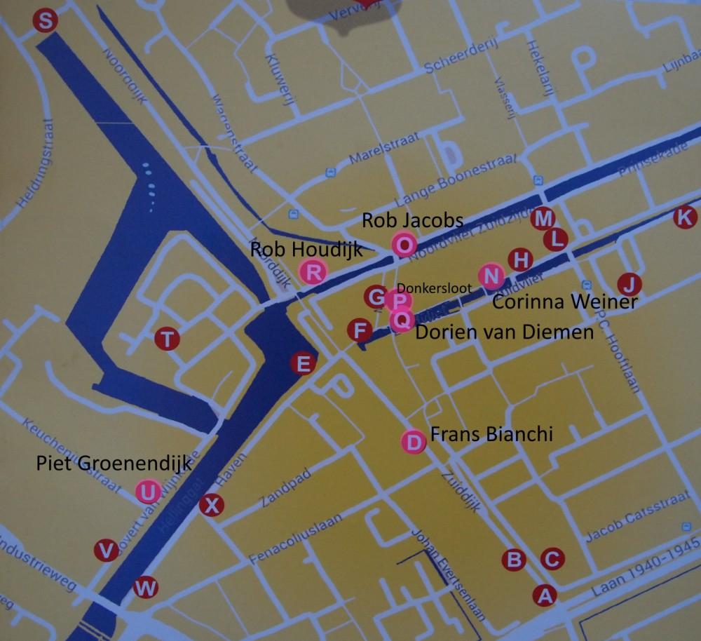 Route tips van Gallery RitsArt