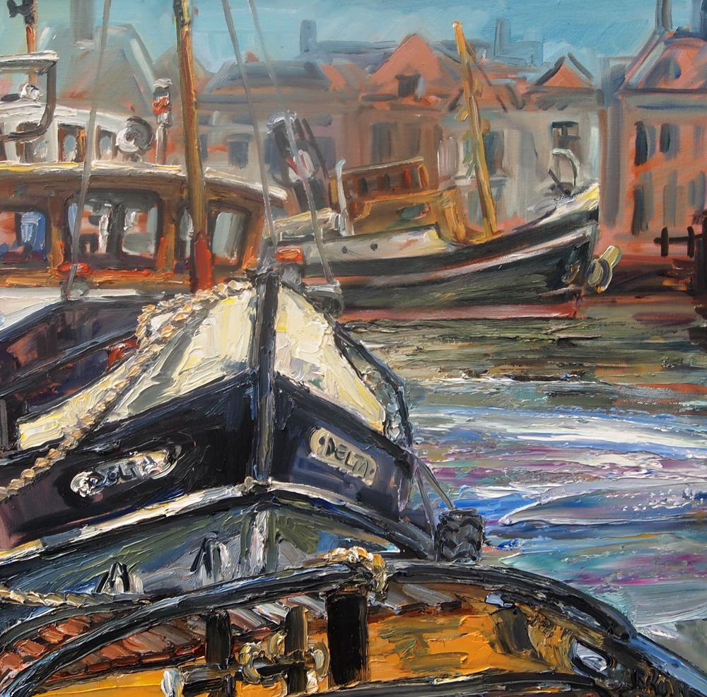 Sibylle Bross_Haven Maassluis_Boot Delta
