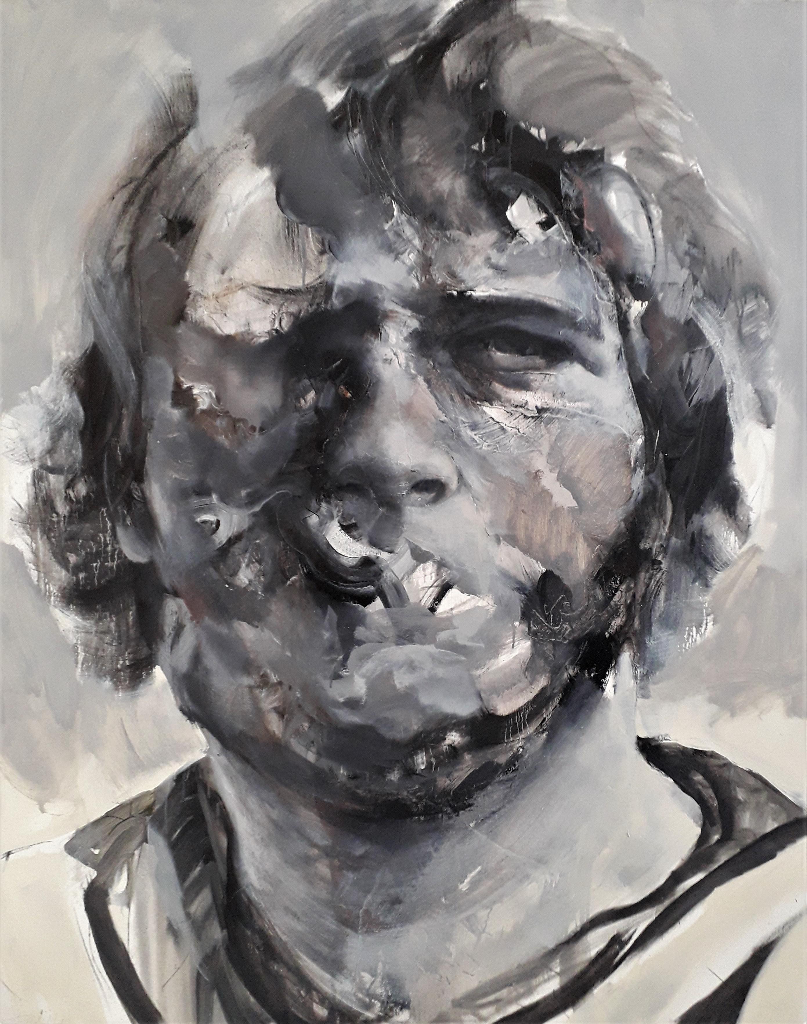 Daniel Martin_John 120x150cm