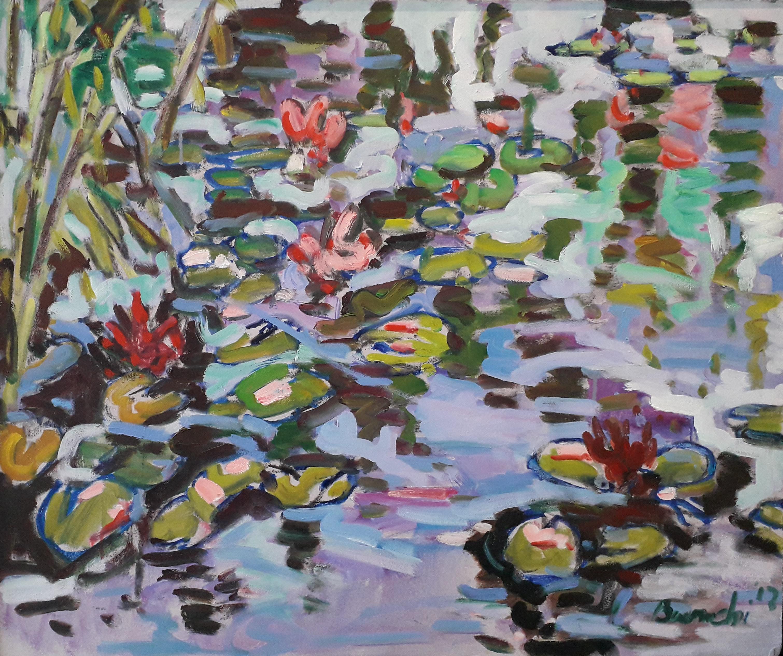 Frans Bianchi Waterlelies1