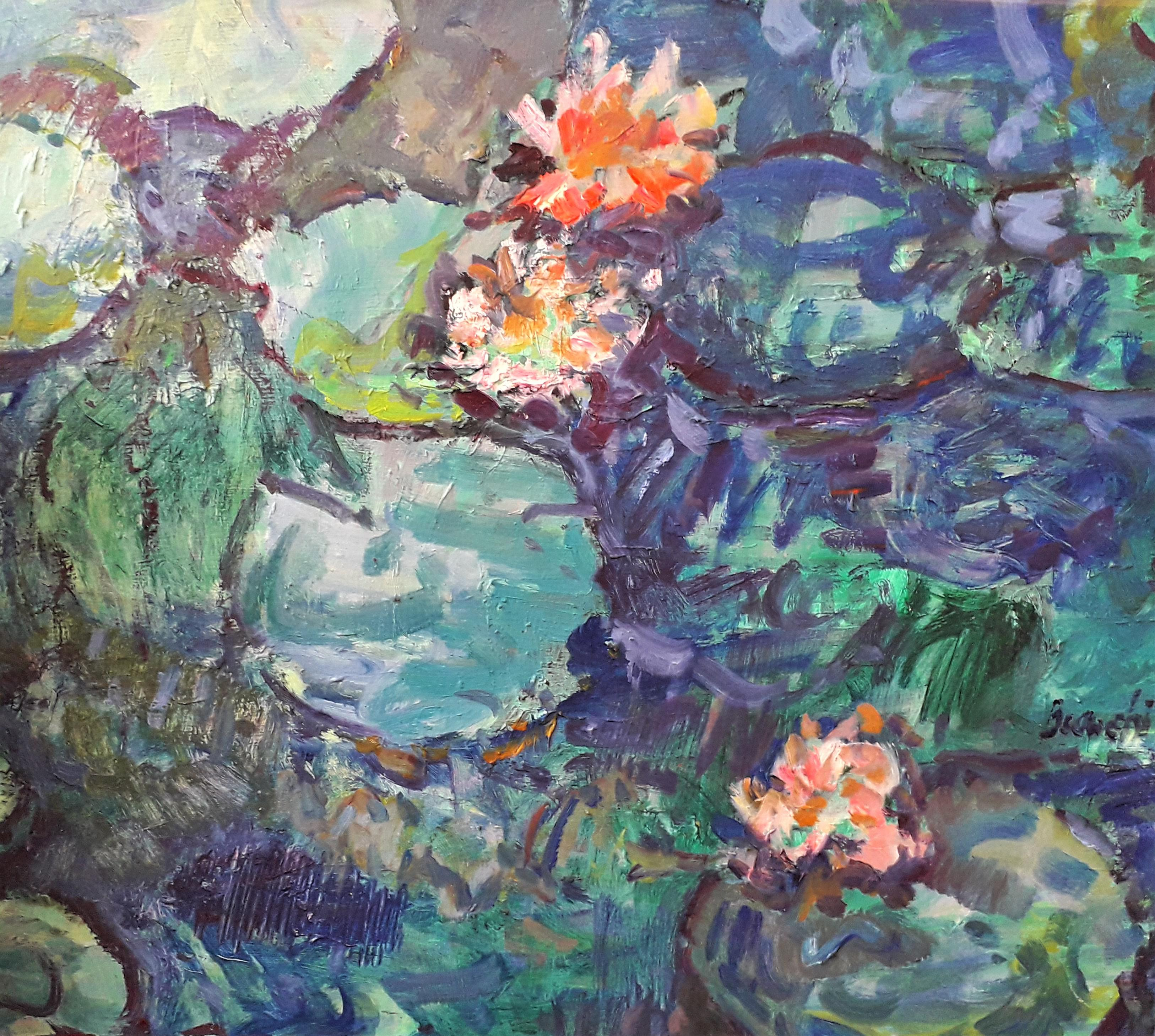 Frans Bianchi Waterlelies3