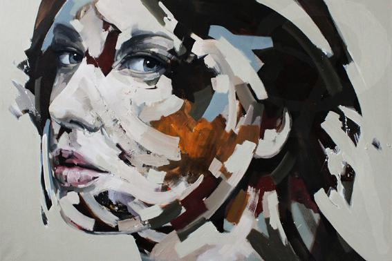 Julia -Portret Daniel Martin