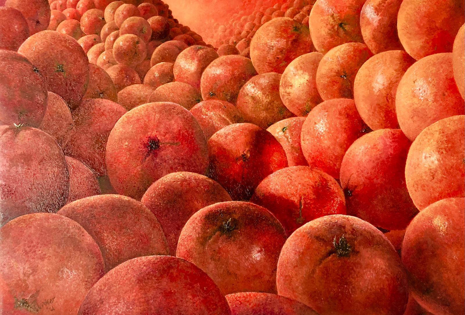 One day we will be more like oranges_Rene Visker